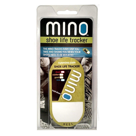 mino Shoe Life Tracker, One Size