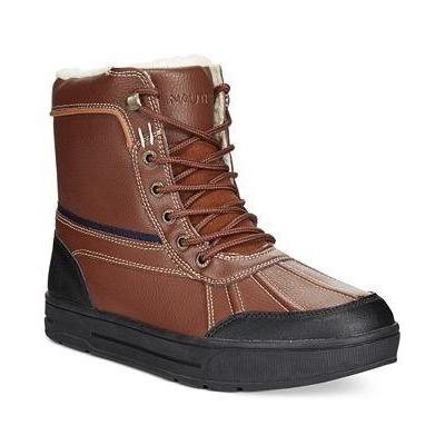 Nautica Lockview Winterized Duck Boots  Nautica  kick-it-shoe-outlet.myshopify.com Kick-it Shoe Outlet Shoes Cheap