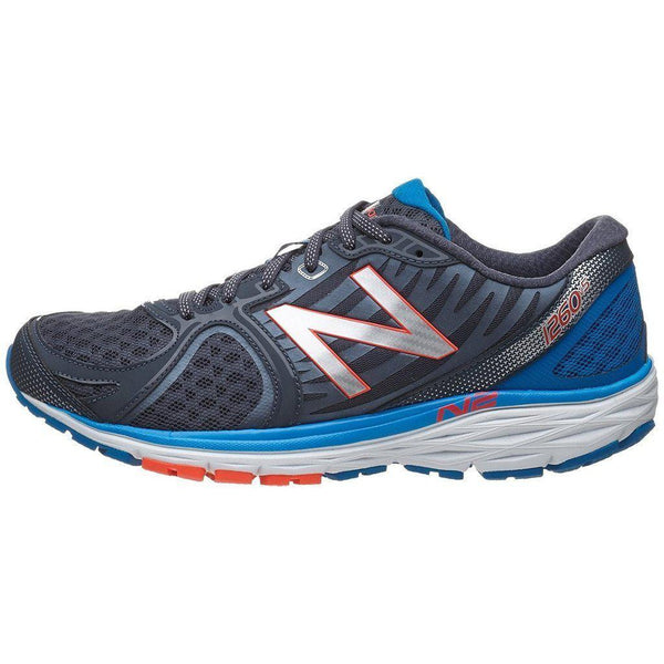 New Balance Men's 1260 V5 - Silver/Blue  New balance  kick-it-shoe-outlet.myshopify.com Kick-it Shoe Outlet Shoes Cheap