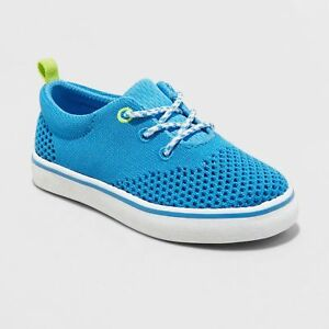 Toddler Boys' Burton Mesh Water Shoes - Cat & Jack Blue  Kick-it Shoe Outlet  kick-it-shoe-outlet.myshopify.com Kick-it Shoe Outlet Shoes Cheap