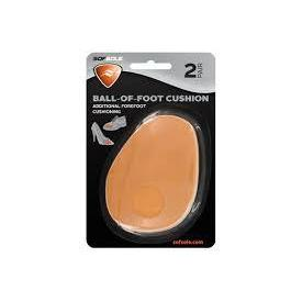Sof Sole Foam Ball of Foot Cushioned Shoe Insert, 2 Pack  Sof Sole  kick-it-shoe-outlet.myshopify.com Kick-it Shoe Outlet Shoes Cheap