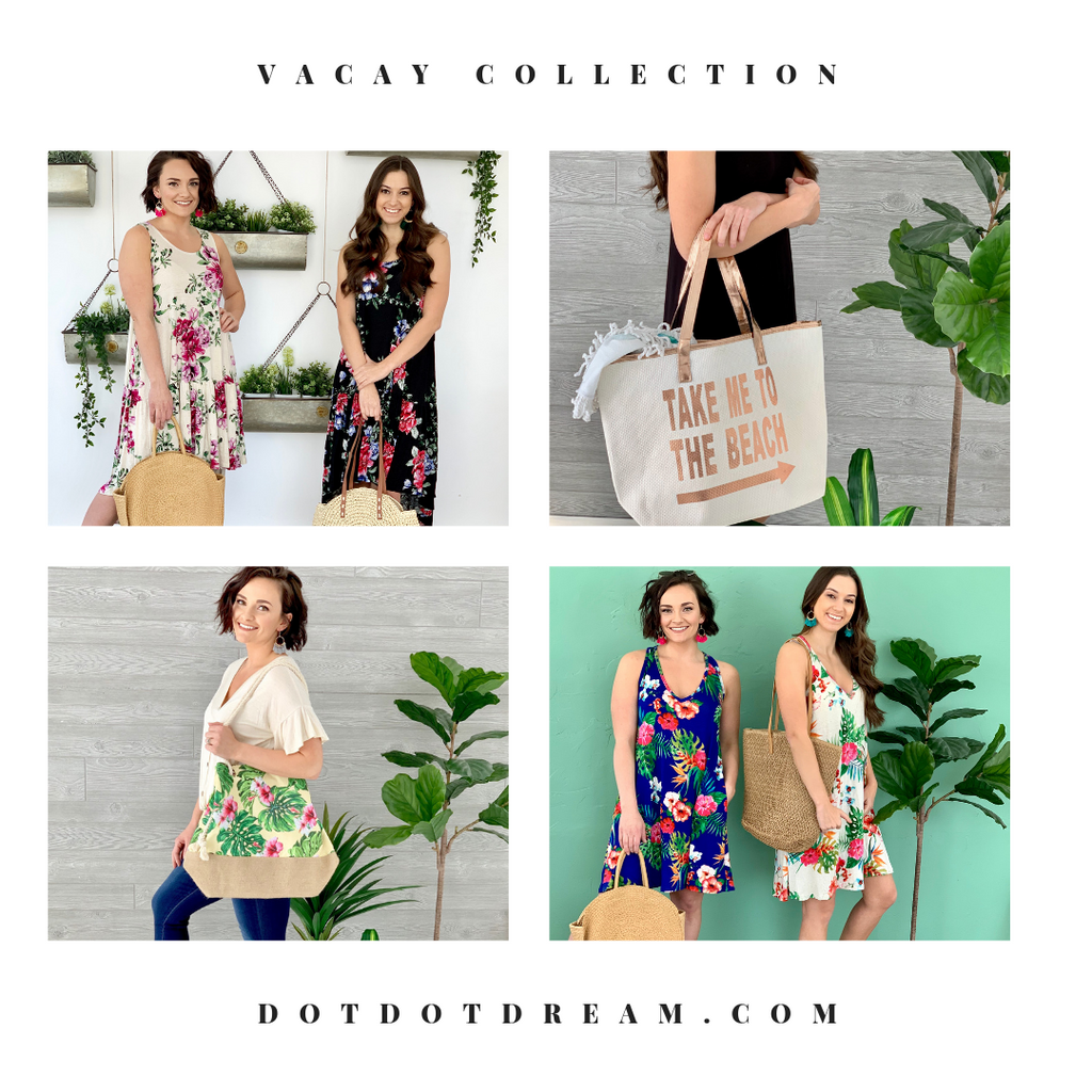 NEW Vacay Collection