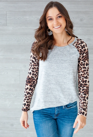 Wild About Me Top