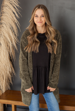Meet me at the Park Cardigan-more colors