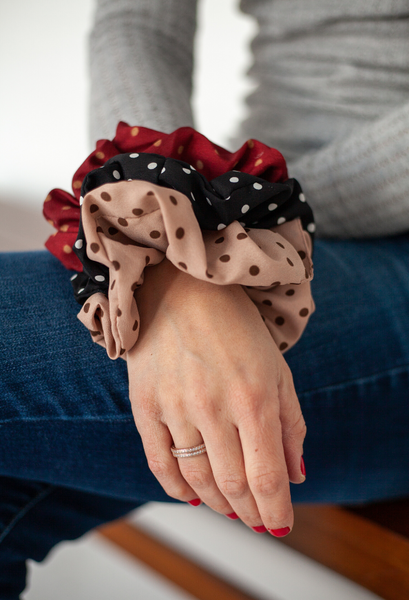 Luxe Scrunchies