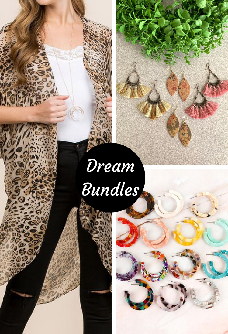 Dream Bundles #4   Accessories Only