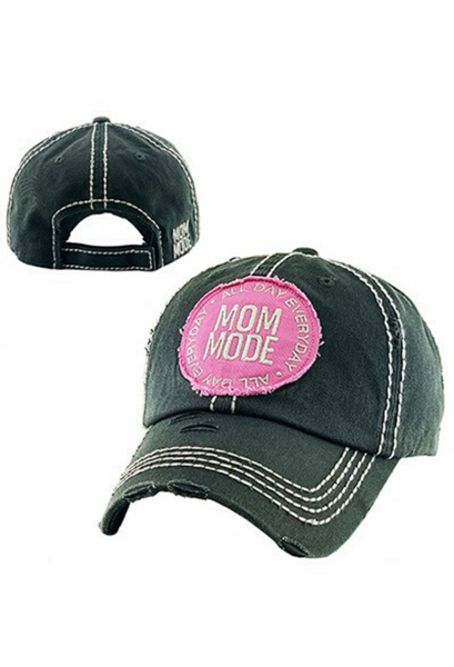 Mom mode hat