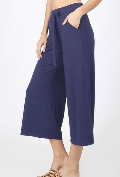 Cropped Lounge Pant