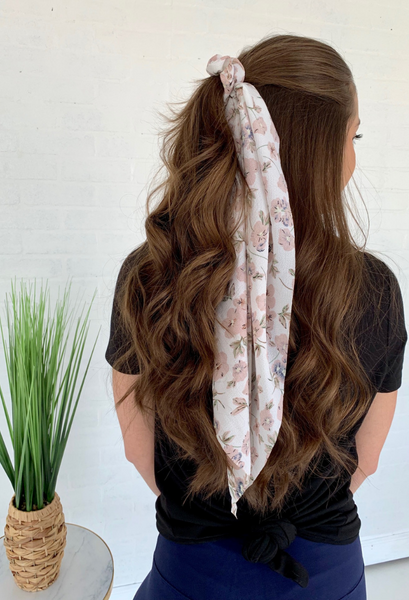 Long Tail Scarf