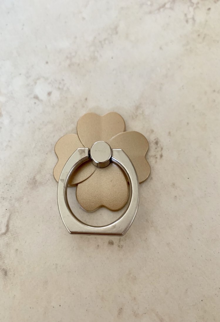 Smart Phone Flower Ring Grip