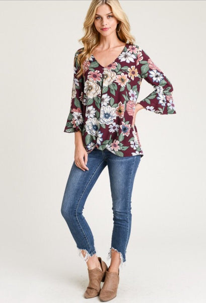 Layla Twisted Top