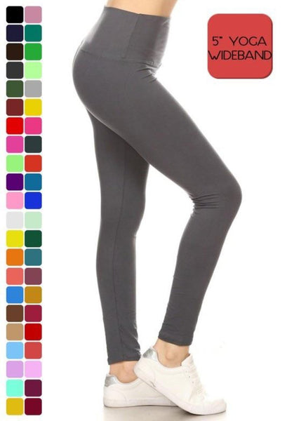 "Ultra soft 5"" leggings"