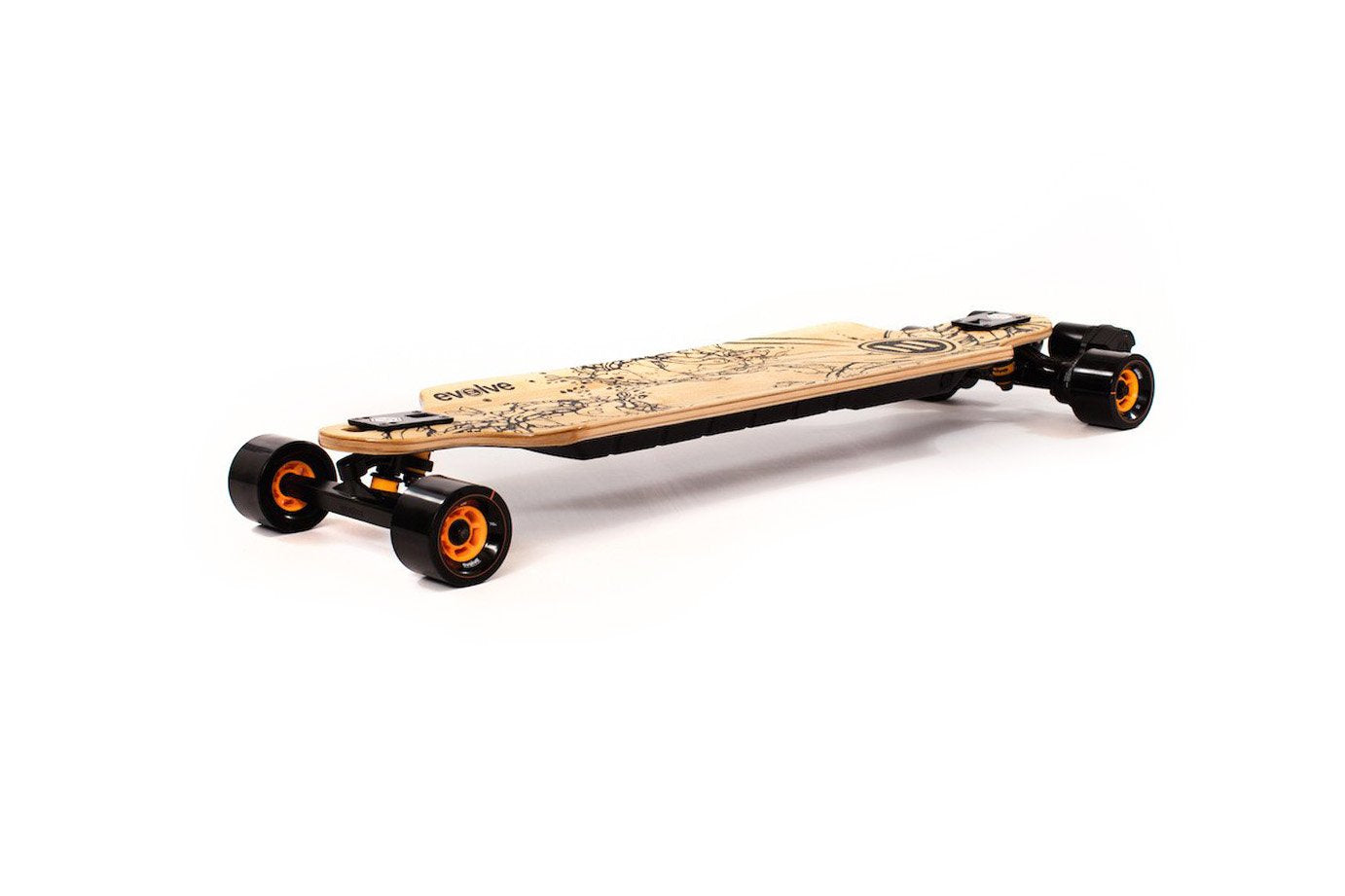 "Evolve Bamboo GT with Street Wheels - £200 OFF with code ""EVOLVE"""
