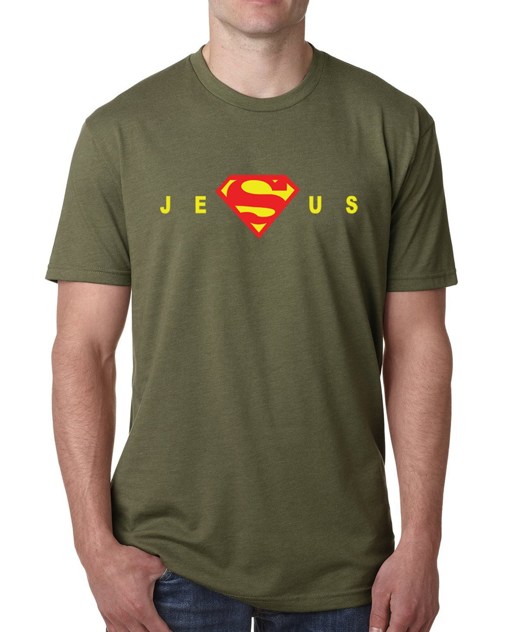 Super Jesus T Shirts