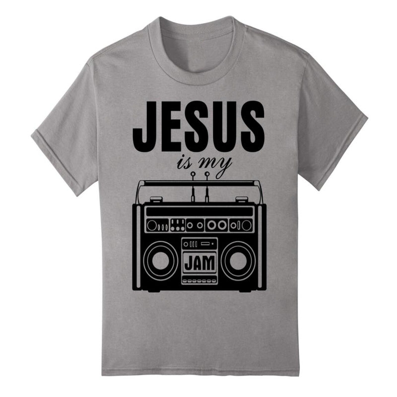 Jesus Is My Jam Basic T-Shirt