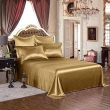 Mulberry Silk Bed Sheets
