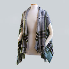 Load image into Gallery viewer, Sandy Point - 100% Wool Shawl Cardigan