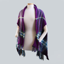 Load image into Gallery viewer, Wilpena - 100% Wool Shawl Cardigan
