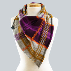 Alice Springs - 100% Wool Bandana Scarf