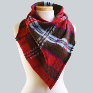 WHOLESALE Bendigo - 100% Wool Bandana Scarf
