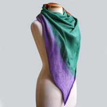 Load image into Gallery viewer, Bladensburg - 100% Cotton Triangle Scarf