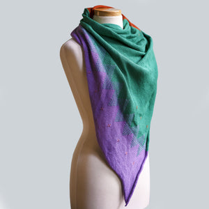 WHOLESALE Bladensburg - 100% Cotton Triangle Scarf