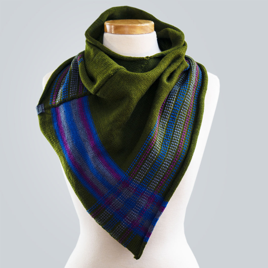 WHOLESALE Bogong - 100% Wool Bandana Scarf