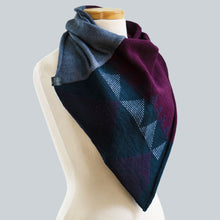 Load image into Gallery viewer, Carlton - 100% Wool Bandana Scarf