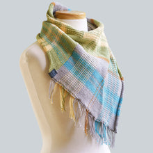 Load image into Gallery viewer, Coorong - 100% Cotton Bandana Scarf