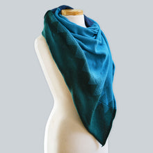 Load image into Gallery viewer, Cradle Mountain - 100% Cotton Triangle Scarf