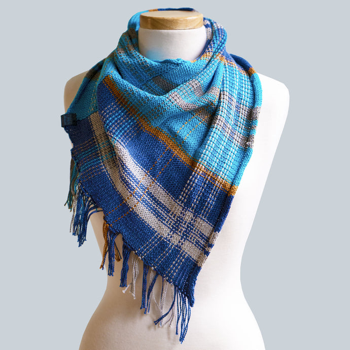 Fremantle - 100% Cotton Bandana Scarf