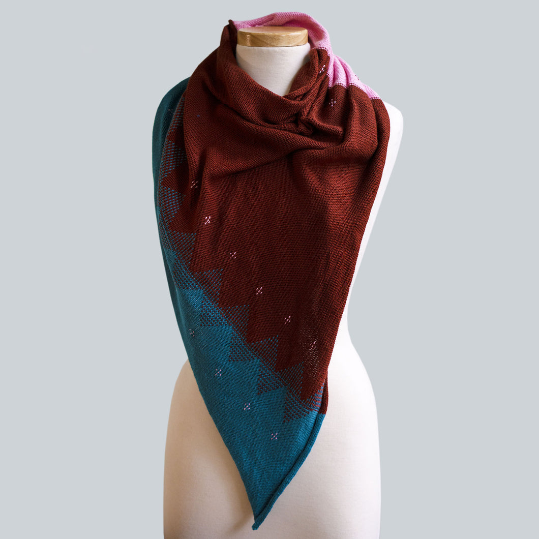 Halls Gap - 100% Cotton Triangle Scarf