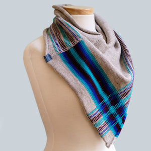 WHOLESALE Huckisson - 100% Wool Bandana Scarf