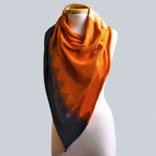 WHOLESALE Karijini - 100% Cotton Triangle Scarf