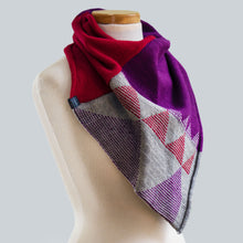 Load image into Gallery viewer, Kings Cross - 100% Wool Bandana Scarf