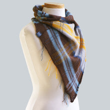 Load image into Gallery viewer, Koroit - 80% Alpaca 20% Silk Bandana Scarf