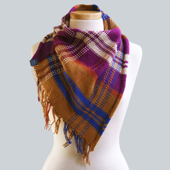 Macdonnell Ranges- 100% Cotton Bandana Scarf