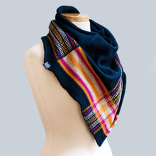 Load image into Gallery viewer, Merimbula - 100% Wool Bandana Scarf