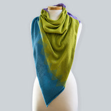 Load image into Gallery viewer, Narooma - 100% Cotton Triangle Scarf