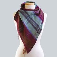 Load image into Gallery viewer, WHOLESALE Red Hill - 80% Alpaca 20% Silk Bandana Scarf