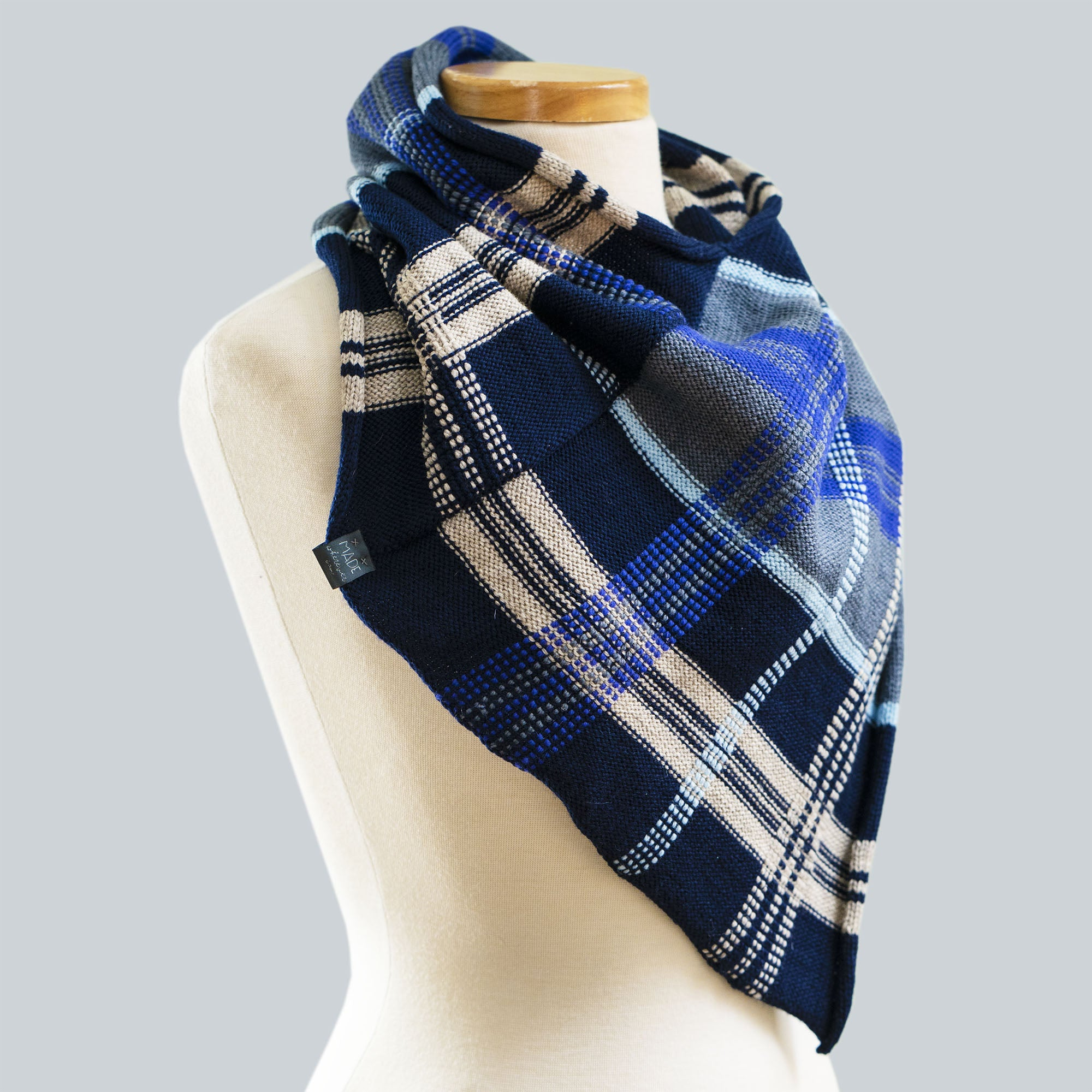 WHOLESALE Sydney - 100% Wool Bandana Scarf