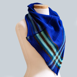 Warnambool - 100% Wool Bandana Scarf