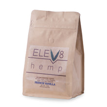 Elev8 Organic Hemp Coffee - French Vanilla
