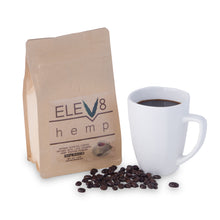 Elev8 Organic Hemp Coffee - Espresso