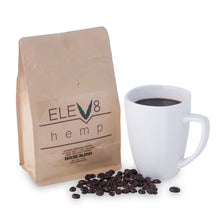 Elev8 Organic Hemp Coffee - House Blend