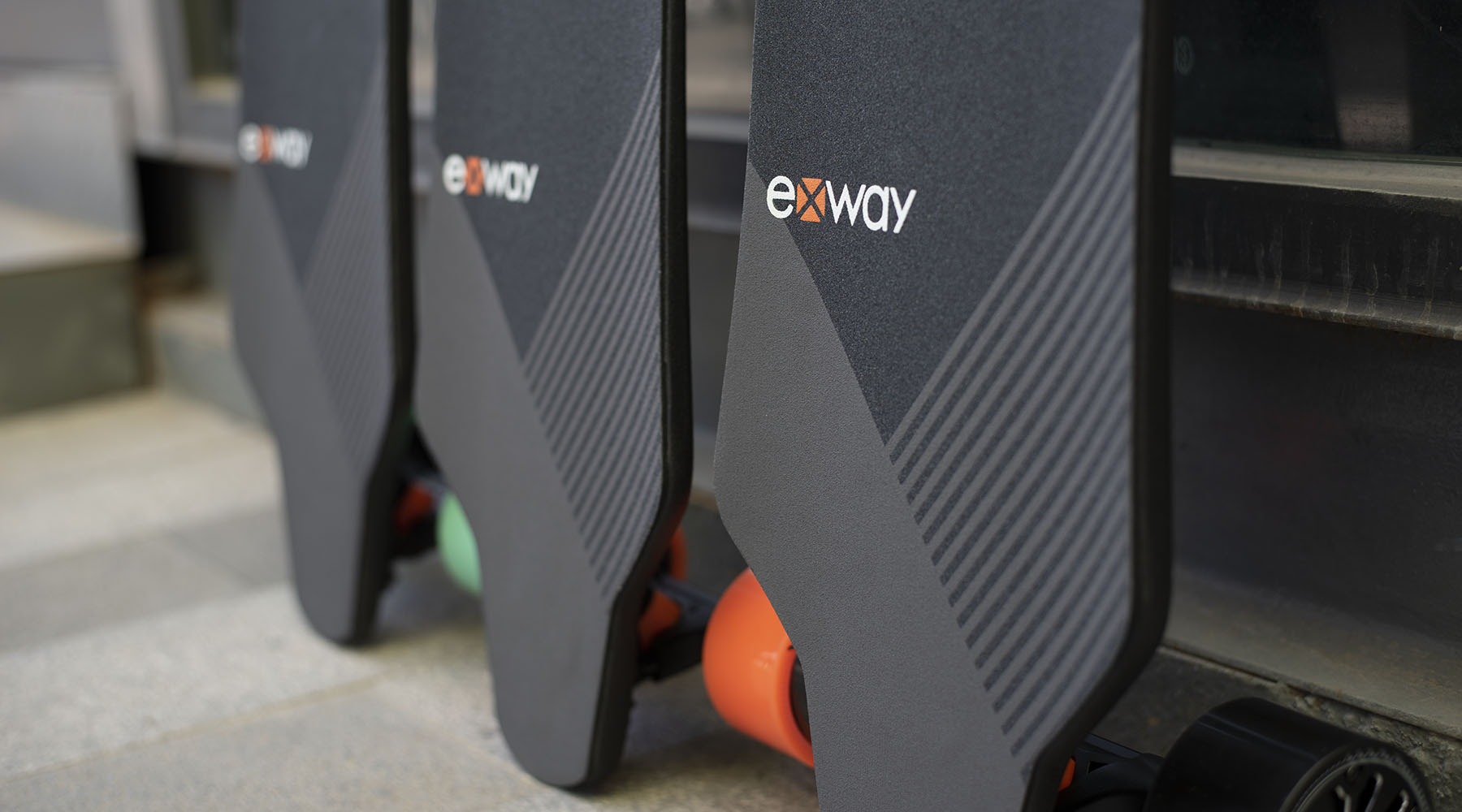 Exway Electric Skateboards X1 PRO Home Page Profile