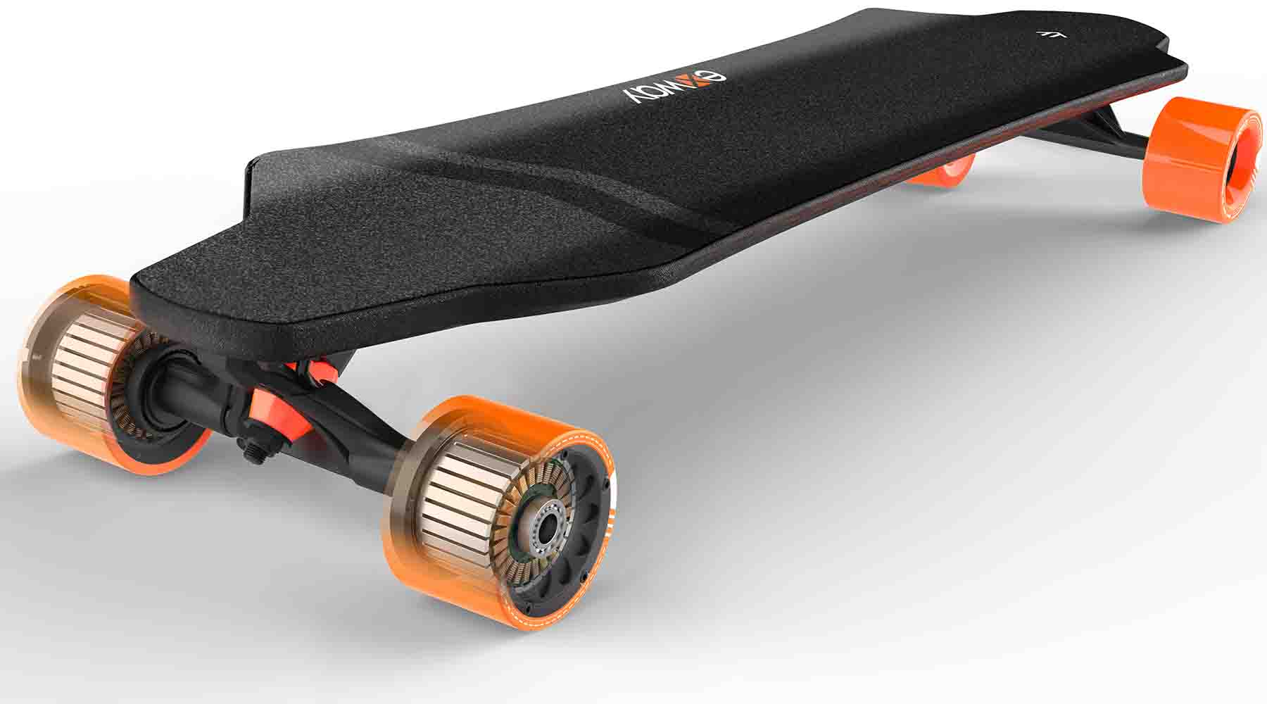 Exway X1 Electric Skateboard High Performance Motors