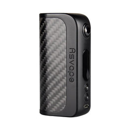 Asvape Strider 75W Mod (Carbon Black) - Vapor Living