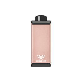 Wellon Ripple All-In-One Pod Device Kit (Rose Gold) - hardware - Vapor Living