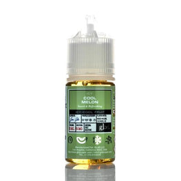 Glas Basix Salts - Cool Melon - 30ML E-Liquid - Vapor Living